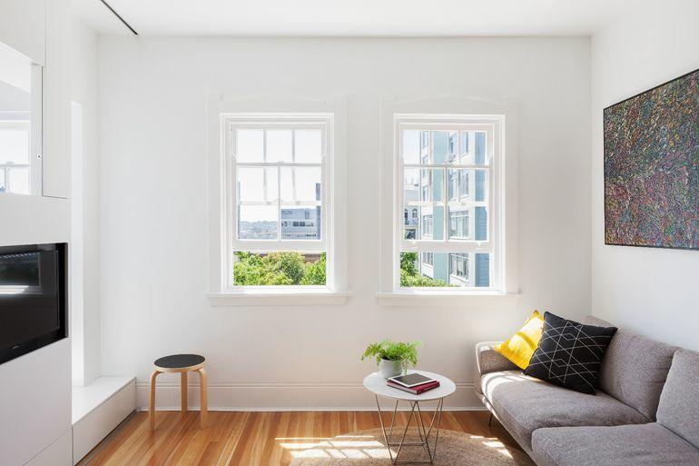 Apartamento de Brad Swartz