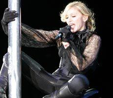 ¿Madonna imagen de Louis Vuitton?