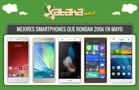 Los mejores smartphones libres que rondan los 200 euros y comparativa de precios con los operadores