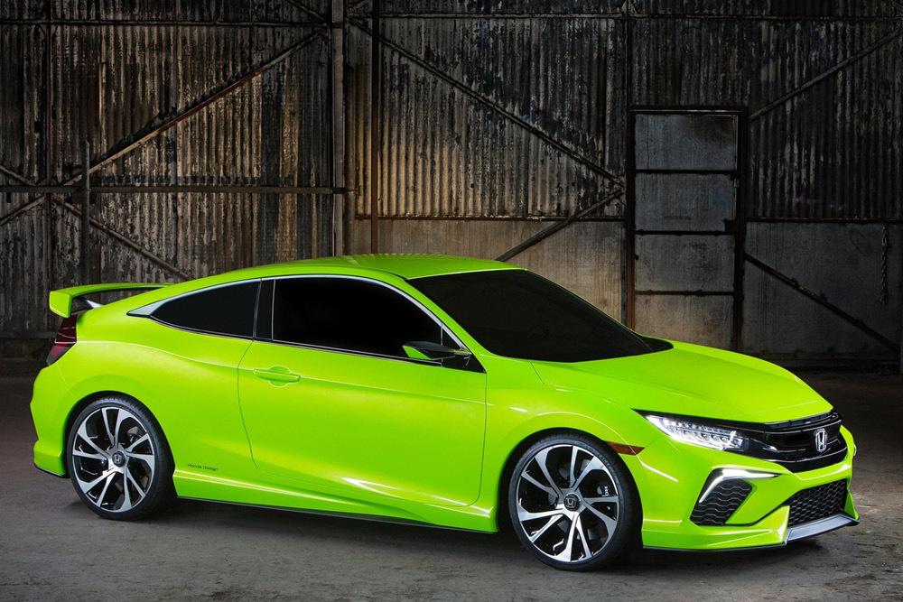 Foto de Honda Civic Concept (2/13)
