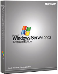 Service Pack 2 para Windows Server 2003