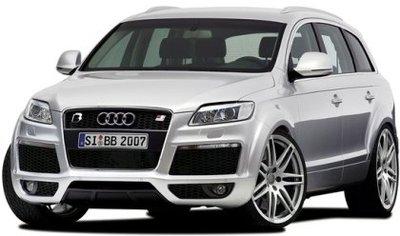 Audi Q7 B&B
