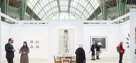Paris Photo 2017, la gran feria de arte fotográfico abre su 21 edición con Karl Lagerfeld como invitado de honor
