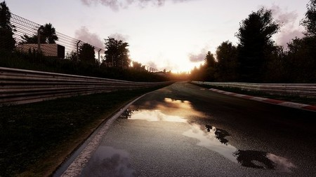 Project CARS afloja la marcha y se va hasta abril