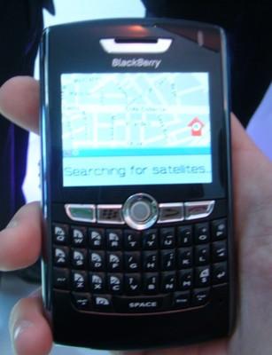 Blackberry 8820, ahora con Wi-Fi
