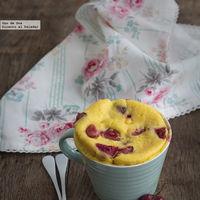 Las mejores recetas de Mug cakes para el Picoteo del Finde