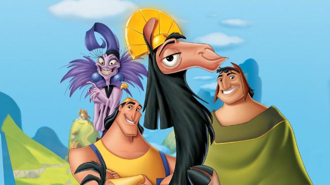Disney El Emperador Y Sus Locuras De Mark Dindal