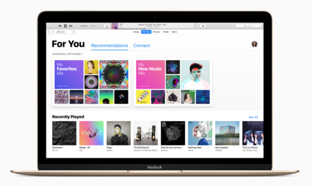 iTunes estará disponible en la Windows Store