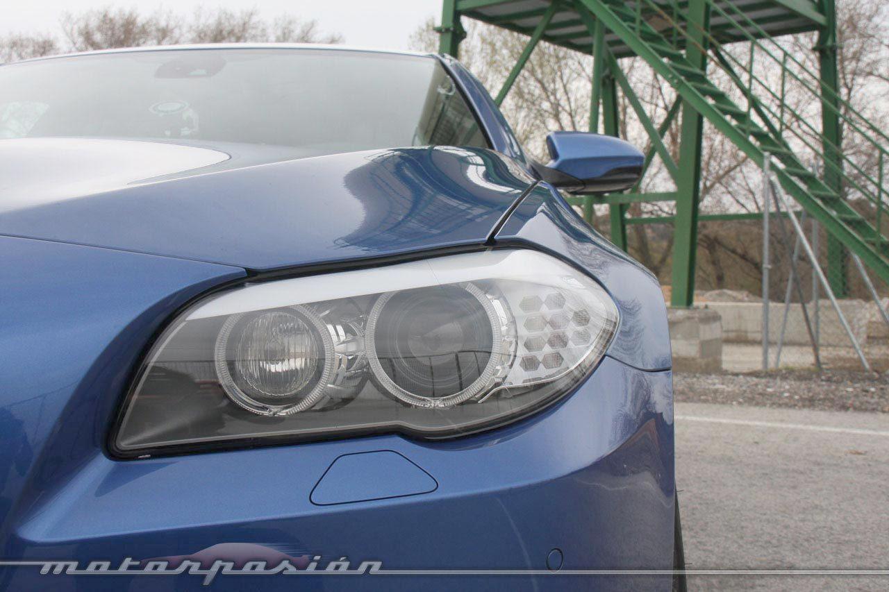 Foto de BMW M5 (Prueba) (61/136)