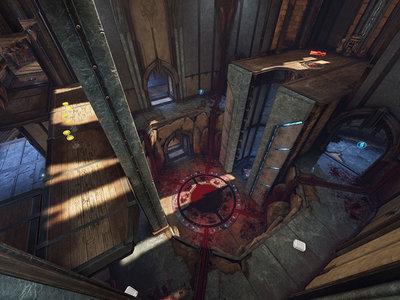 El mortífero mapa Blood Covenant de Quake Champions en todo su esplendor en un nuevo tráiler