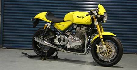 Norton Comando 961 Cafe Racer