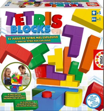 Ahora también se puede jugar al Tetris en la mesa del salón de casa