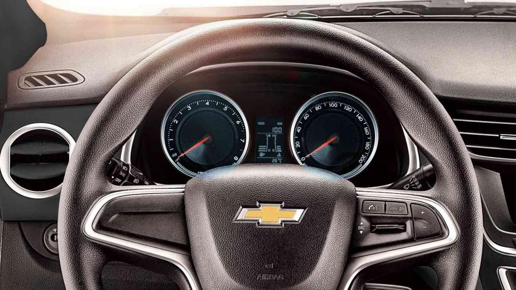 Foto de Chevrolet Aveo 2018 (7/13)