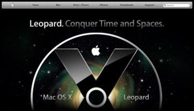 NUEVO DISEÑO en la web de Apple.com: Incluidos ya los lanzamientos de la keynote