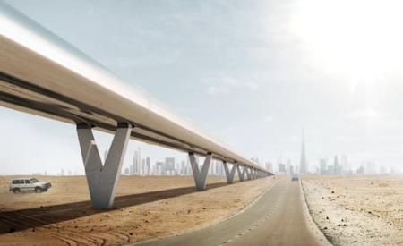 Elon Musk ya tiene luz verde para su primera línea de Hyperloop: de Nueva York a DC en 29 minutos