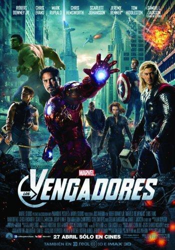 'Los Vengadores', cartel definitivo