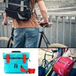 Las bolsas Tubì de Tucano para ciclistas urbanos