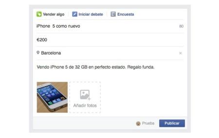 Grupos de venta en Facebook
