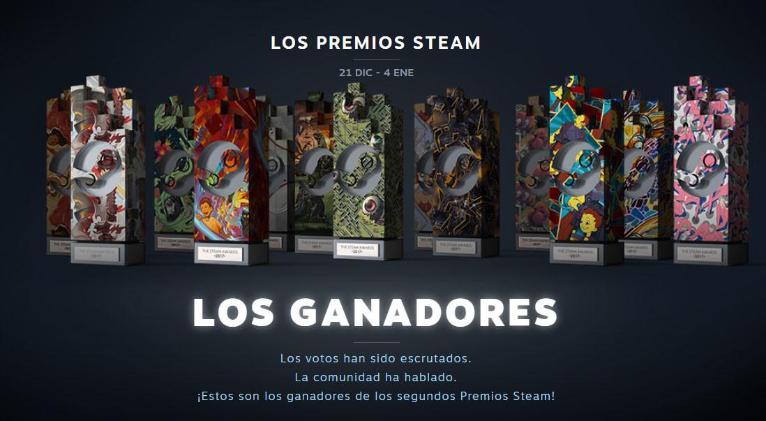 Estos son los ganadores de los Steam Awards 2017: Cuphead es el único título con dos premios