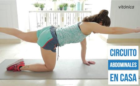 Un entrenamiento para tus abdominales que puedes hacer en casa en diez minutos