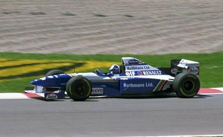 David Coulthard Canadá 1995