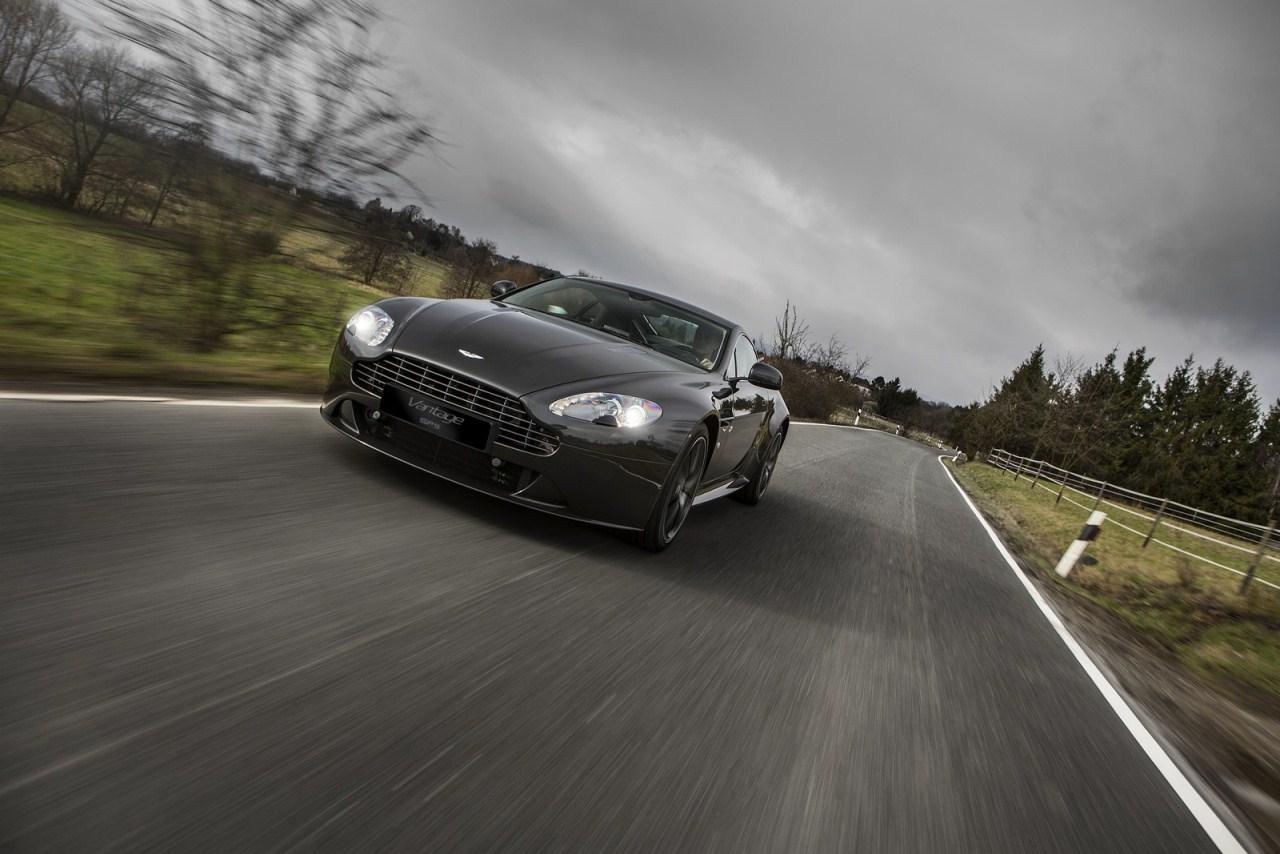 Foto de Aston Martin V8 Vantage SP10 (10/10)