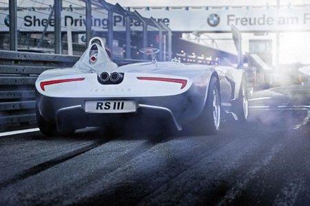 Veritas interesada en inscribir su RSIII en el Mundial de GT1