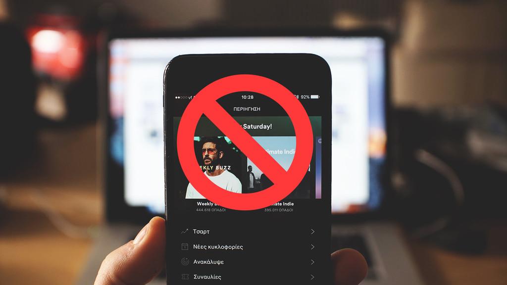 Esta aplicación te cumple el sueño de poder bloquear artistas no deseados de tu Spotify