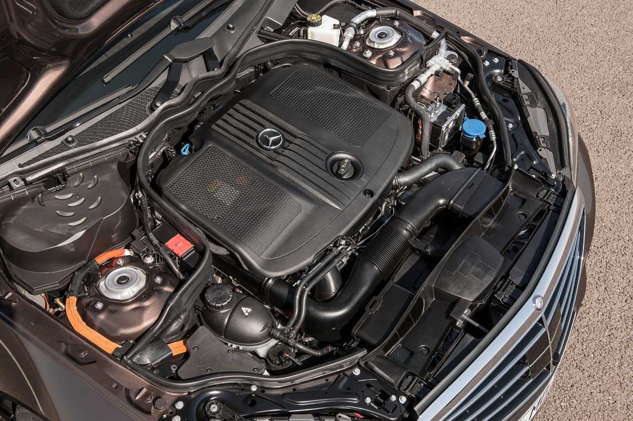 Foto de Mercedes-Benz Clase E 2013 (61/61)