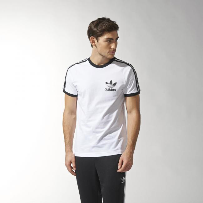 Vuelven las camisetas más clásicas de Adidas para que viajemos a los 70 sin máquina del tiempo