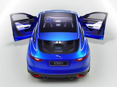 Más imágenes del Jaguar C-X17 SUV Concept