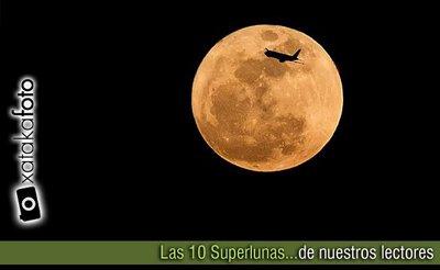 Las 10 Superlunas de nuestros lectores