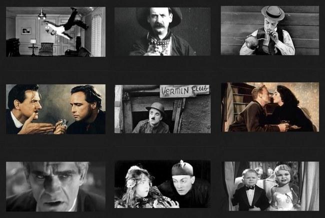 Imágenes de películas clásicas gratuitas