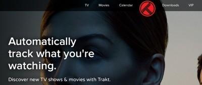 Trak.tv, un servicio para hacer seguimiento a las series y películas que ves