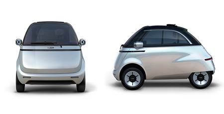 Microlino 2021, microurbano eléctrico