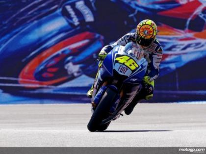 Rossi se corona en Laguna Seca