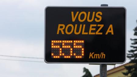 Un gendarme pierde su carné de conducir por circular a 186 km/h en su moto