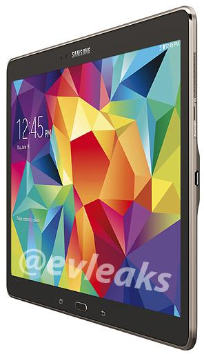 Samsung Galaxy Tab S 8.4 y 10.5 se muestran en imágenes oficiales