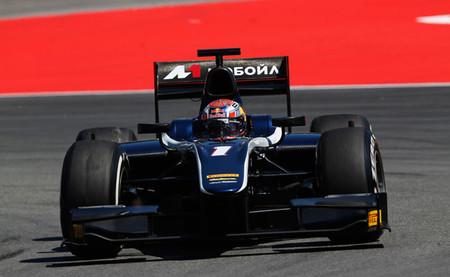 Mitch Evans y Stefano Coletti, ganadores de un fin de semana variado de la GP2 en Hockenheim