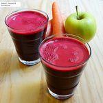 Siete recetas de zumos fáciles para enriquecer tus desayunos