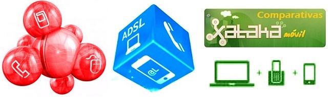 Comparativa ofertas convergentes fijo y móvil