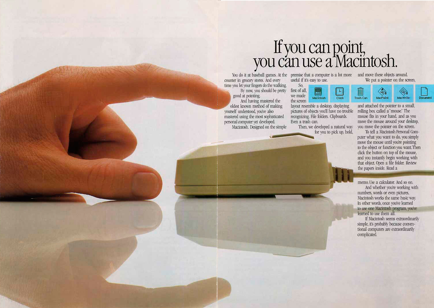 Foto de Presentación del Macintosh en Newsweek (3/11)