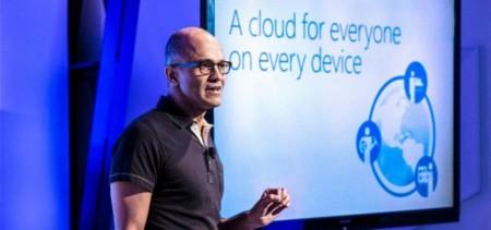 Microsoft Ceo Satya Nadella Pic