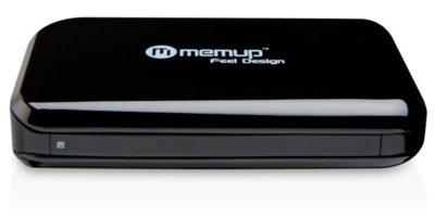 Memup MediaGate Diamond, reproductor multimedia de bolsillo