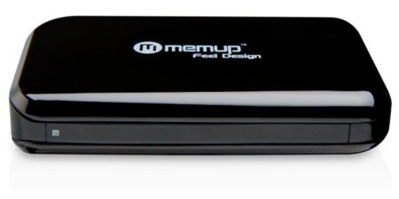 Memup MediaGate Diamond, reproductor multimedia de bolsillo