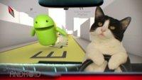 La imagen de la semana: el Nexus S 4G y los gatos