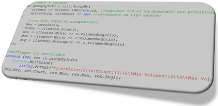 Conociendo los métodos de extensión. Fundamentos de LINQ I