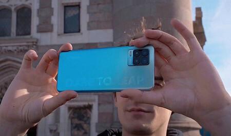 El Realme 8 Pro se presentará el 24 marzo con una cámara de 108 megapíxeles