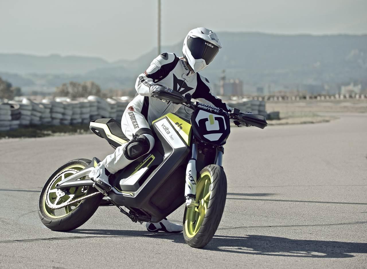 Foto de Salón de Milán 2012: Volta Motorbikes entra en la fase beta de su motocicleta - Volta BCN Track (11/28)
