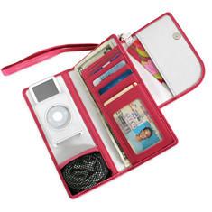 Uptown Clutch: Funda-monedero para iPod destinada a mujeres